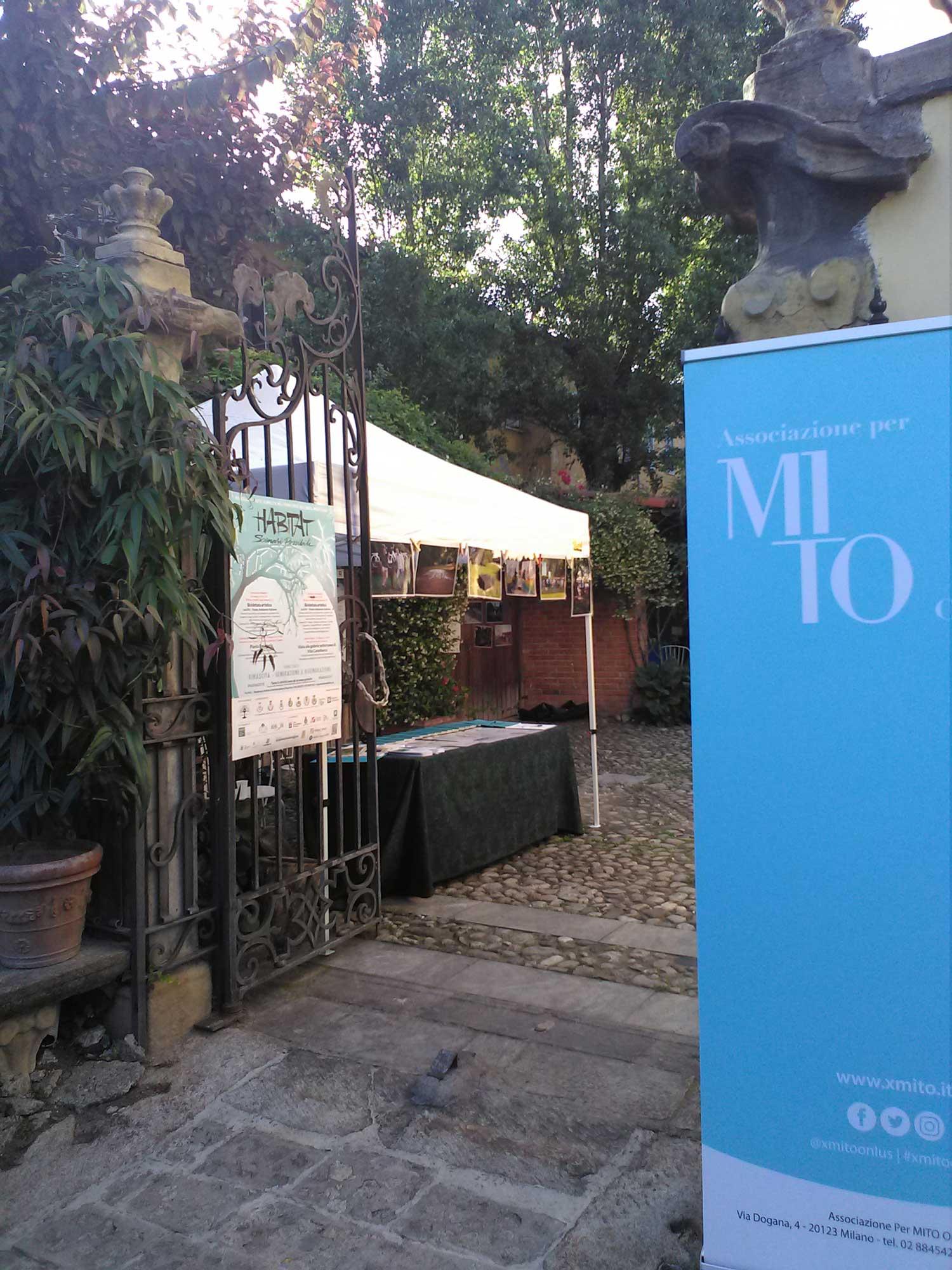 entrata festival Habitat