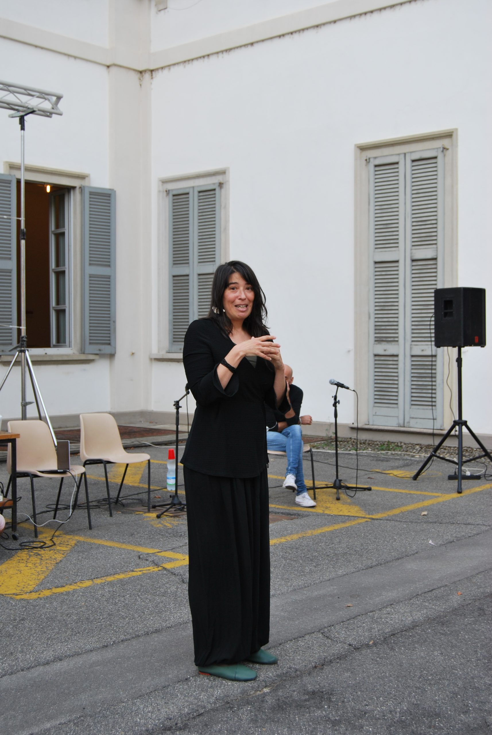 Guerisoli/Mu/De Bernardo/Berta Aperitivo Critico Cernusco sul Naviglio