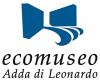 logo Ecomuseo Adda di Leonardo